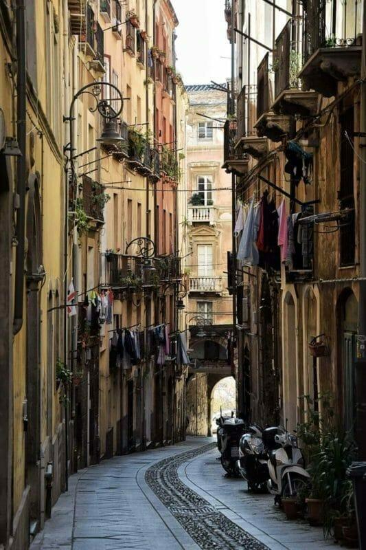 Walks in Cagliari
