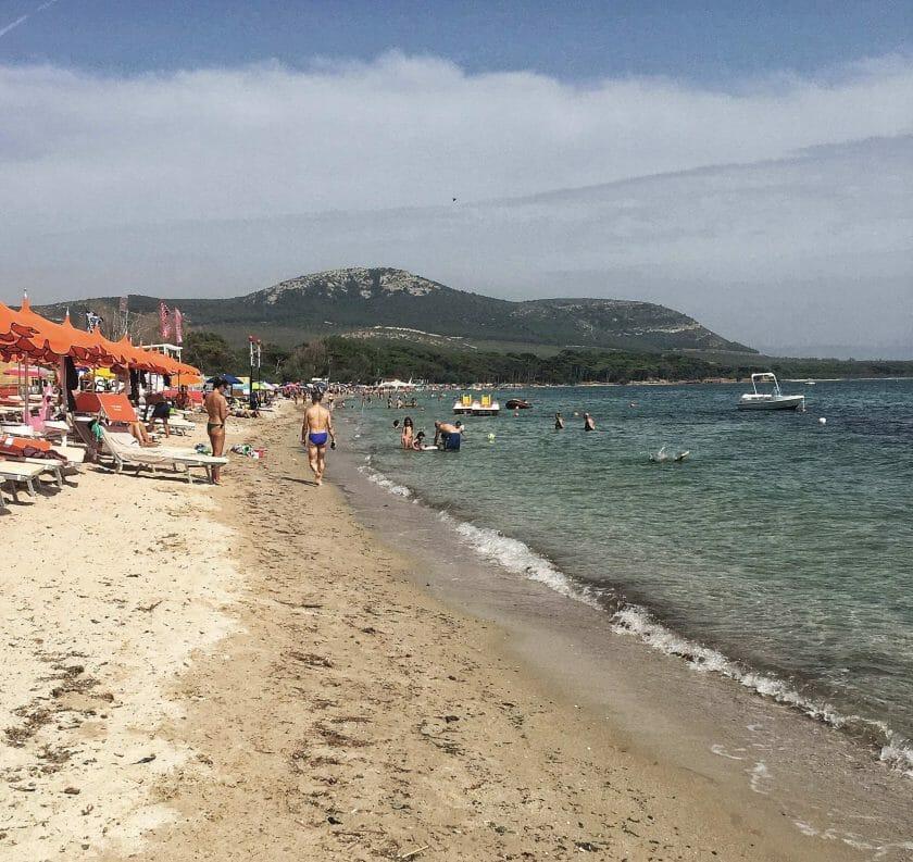 beaches in Alghero