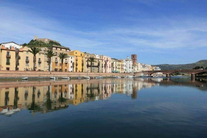 Bosa things to do in Sardinia