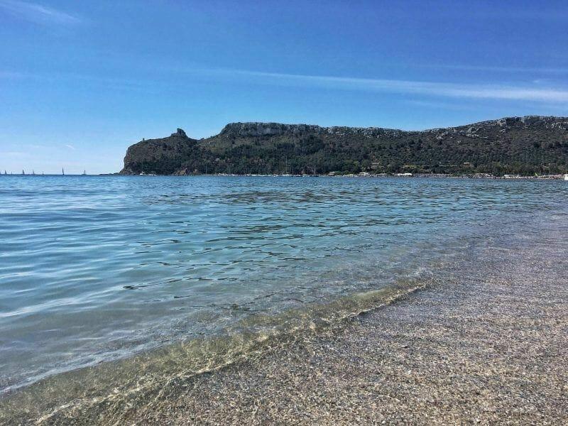 Beaches in Cagliari