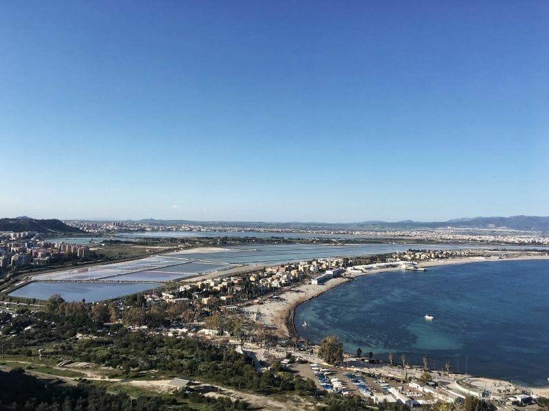 Views from Sella del Diavolo