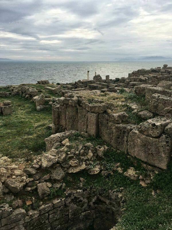 archeological sites in Sardinia