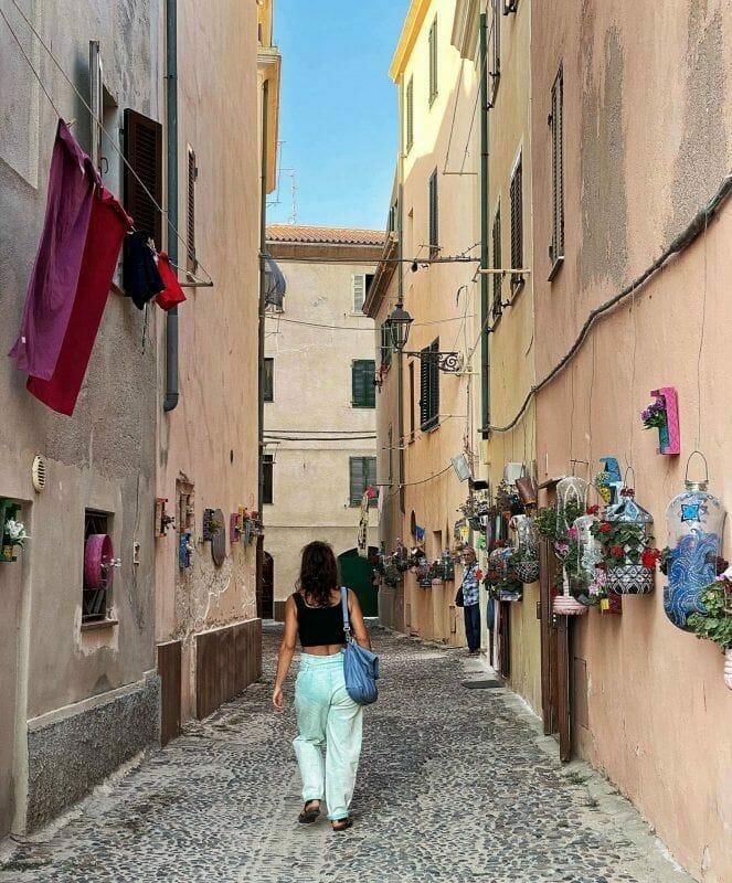Cagliari to Alghero