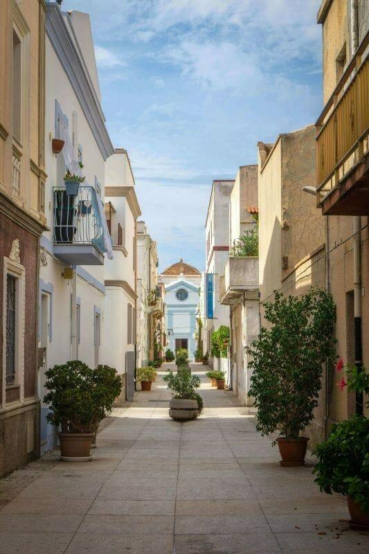Day trips from Cagliari - Calasetta