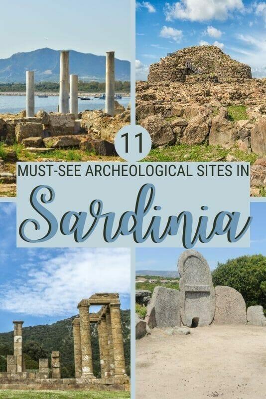 Discover the unmissable archeological sites in Sardinia - via @c_tavani