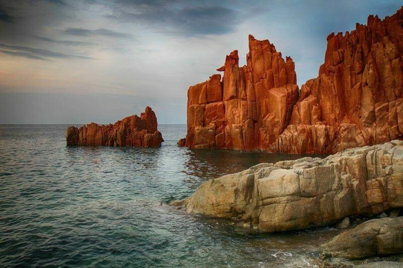 best beach resorts in Sardinia