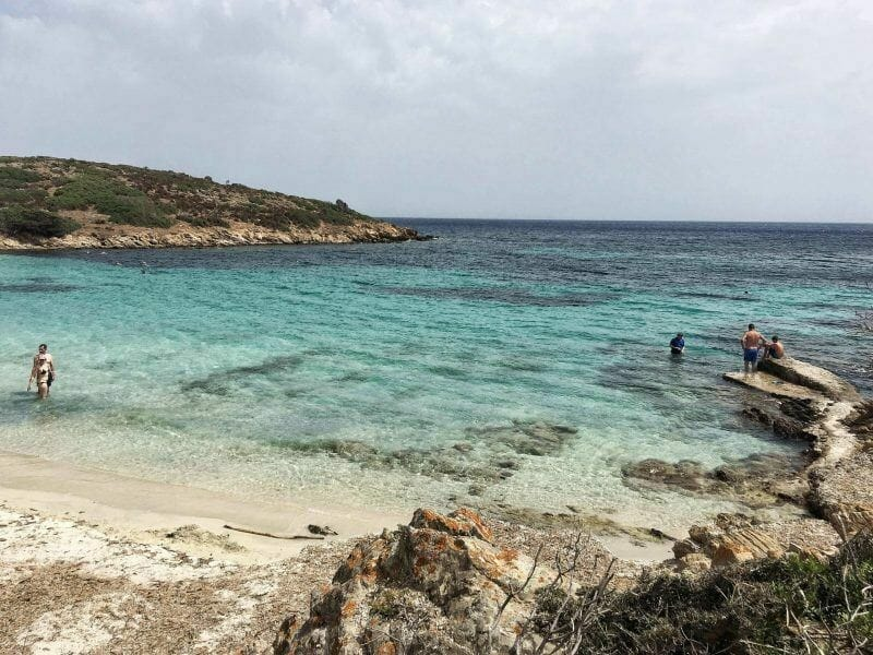 Diving Sardinia