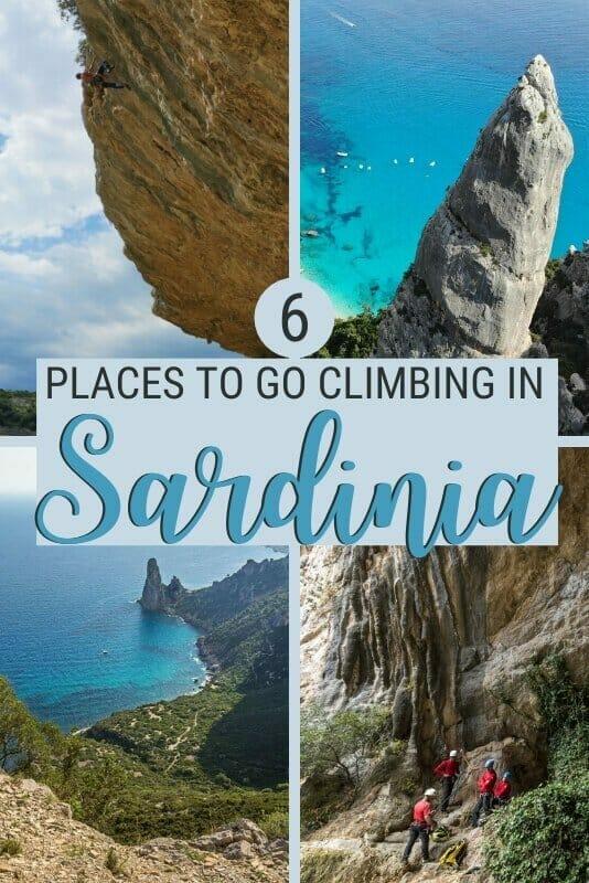Discover where to go climbing in sardinia - via @c_tavani