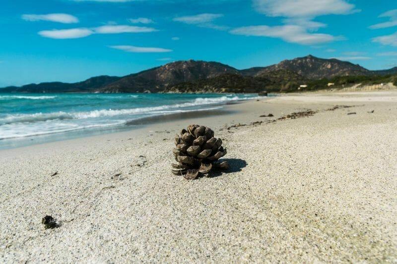 Campulongu beach Villasimius