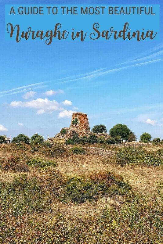 Discover the best nuraghe to visit in Sardinia - via @c_tavani