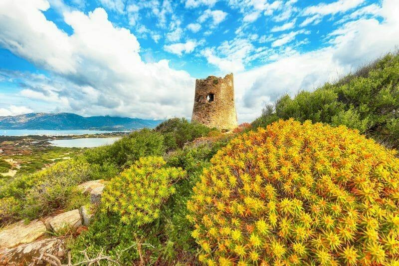 Villasimius Sardinia