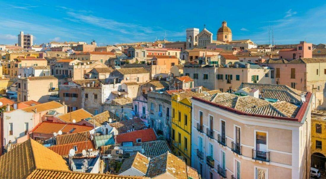 hotels in Cagliari
