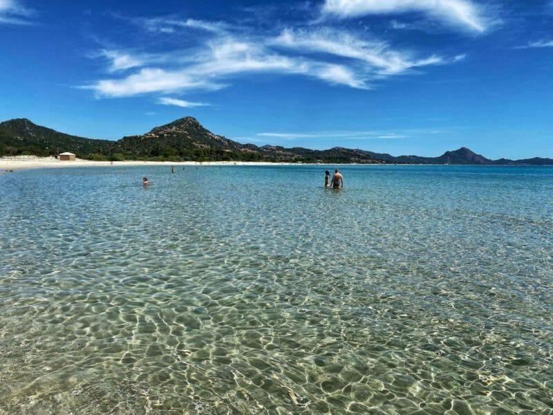 airbnb in Sardinia