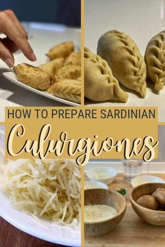 Discover how to make Sardinian culurgiones - via @c_tavani