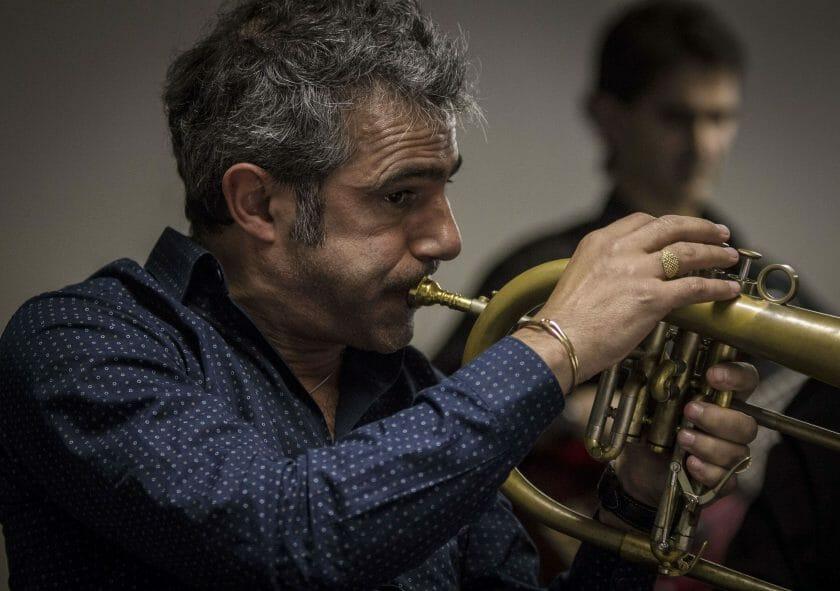 Time in Jazz, Paolo Fresu