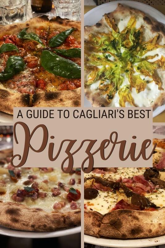 Discover where to have the best pizza in Cagliari - via @c_tavani