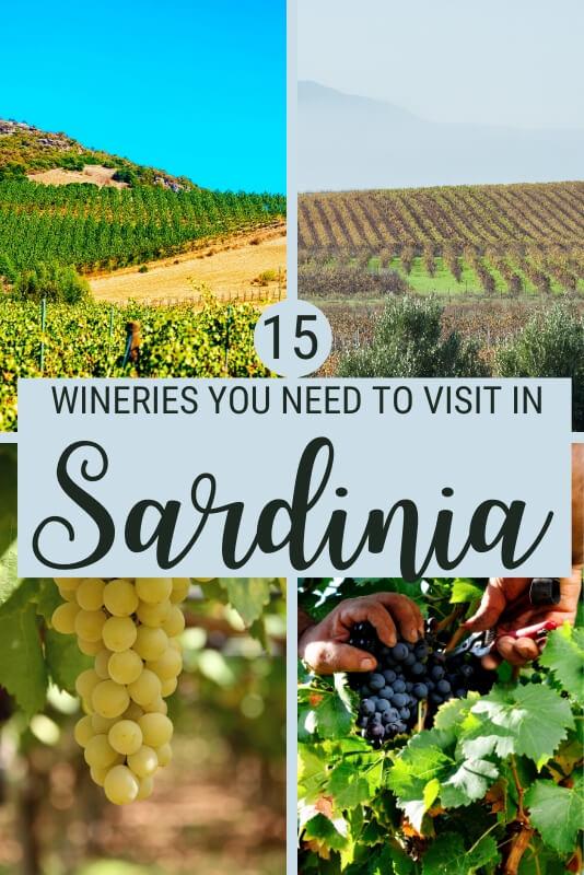 Discover the best wineries in Sardinia - via @c_tavani
