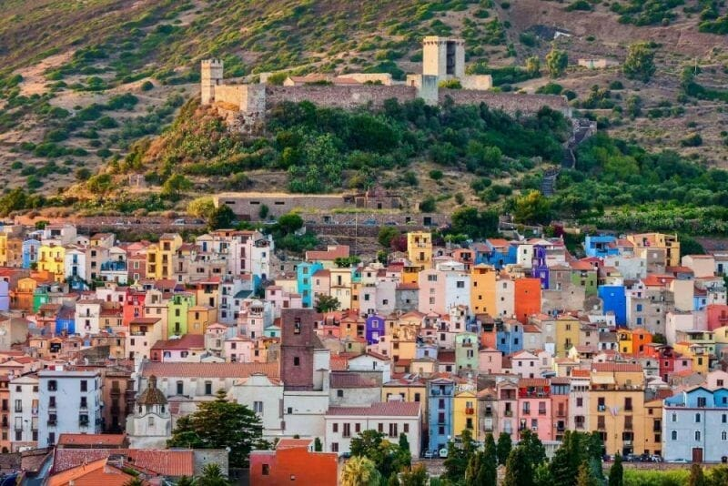 castles in Sardinia