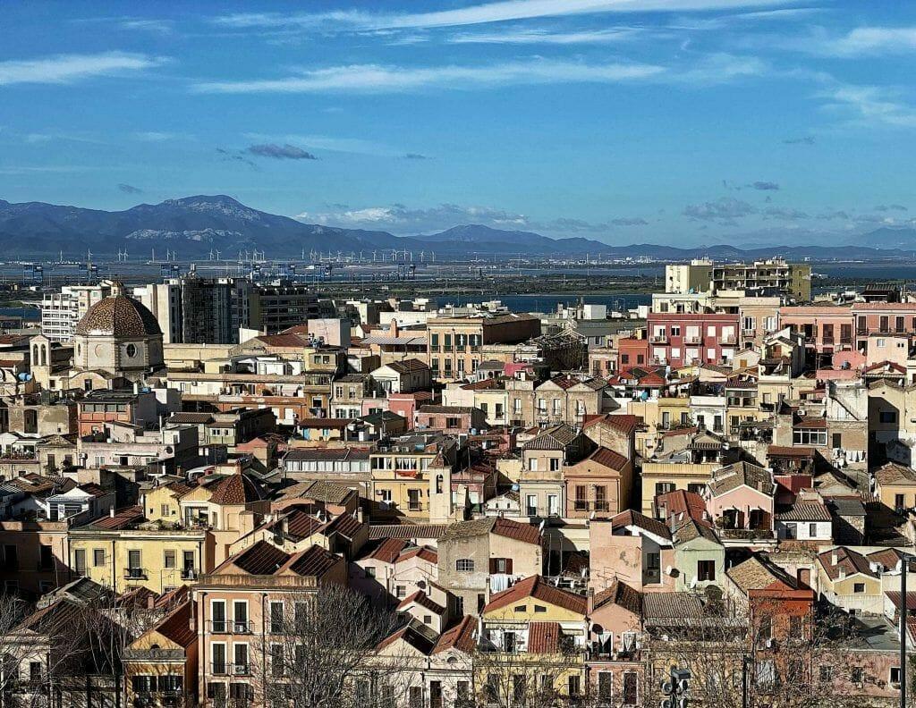 Cagliari markets