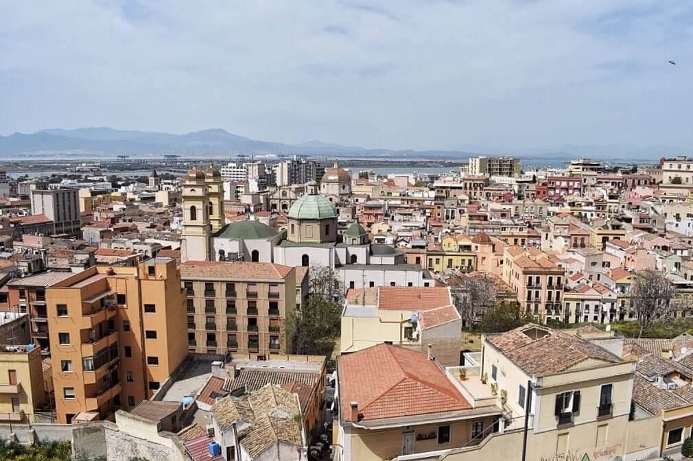 Markets in Cagliari
