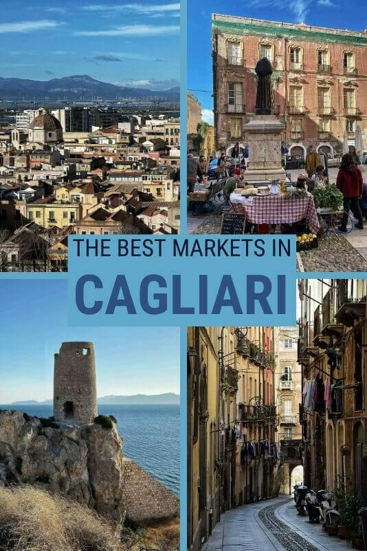Discover the most famous markets in Cagliari - via @c_tavani