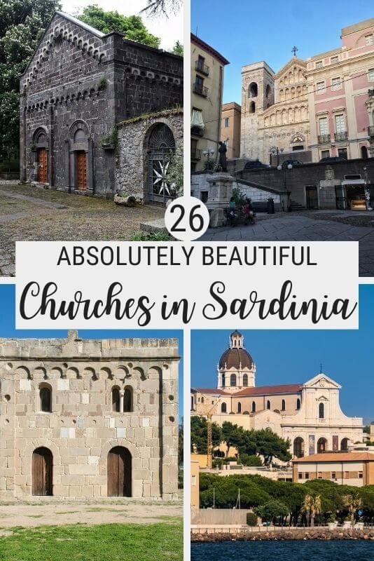 Discover the most beautiful churches in Sardinia - via @c_tavani