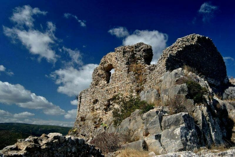 Quirra Castle
