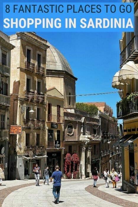 Find out where to go shopping in Sardinia - via @c_tavani