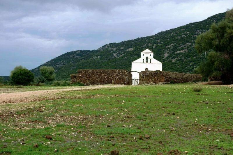 San Pietro, Golgo