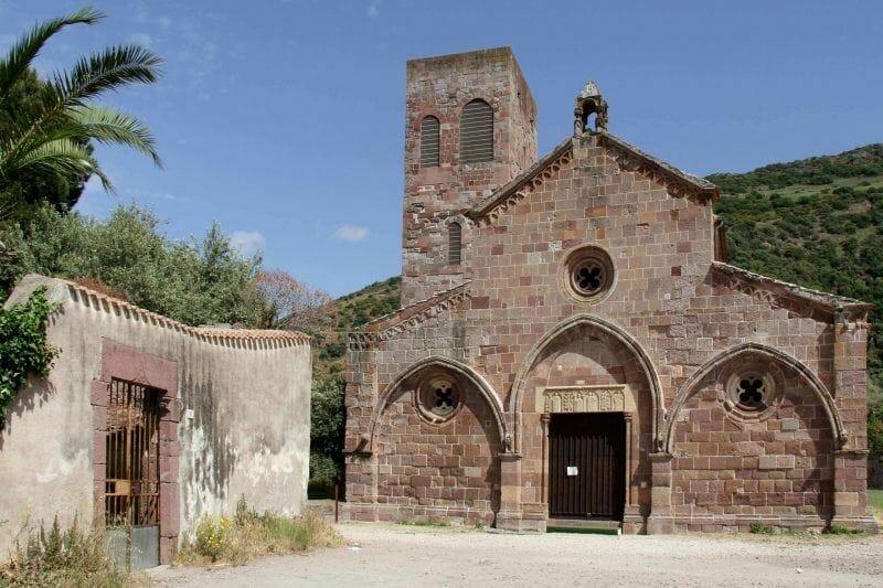 San Pietro, Bosa
