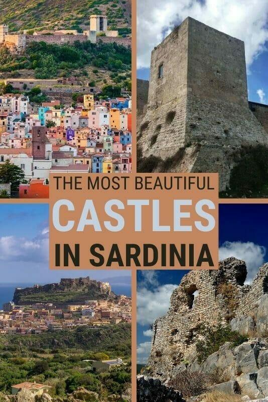 Discover the most beautiful castles in Sardinia - via @c_tavani