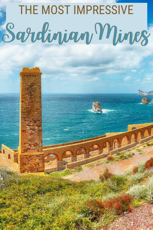 Find out which are the most impressive Sardinian mines - via @c_tavani