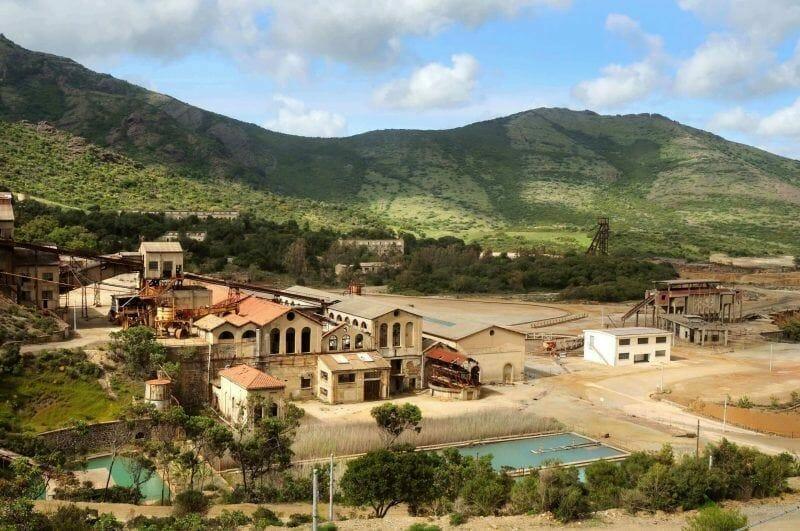 Sardinia mines