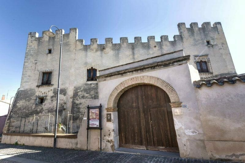 Villasor Castle