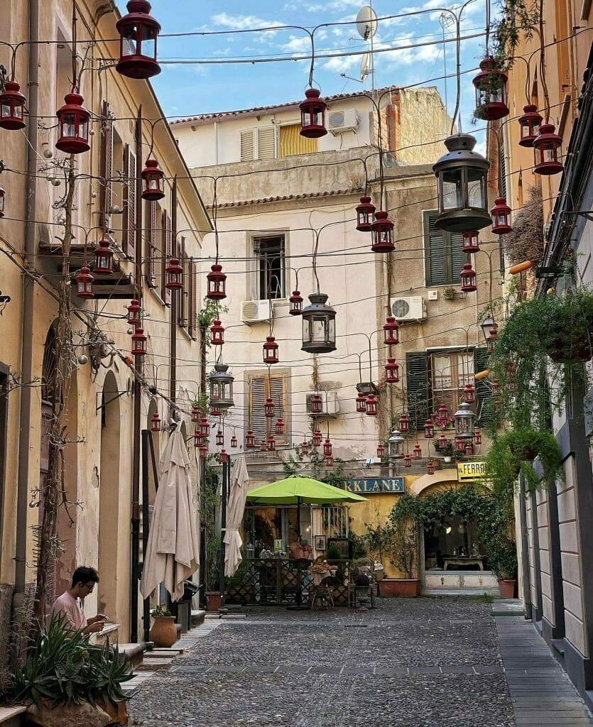 airbnbs in Sardinia