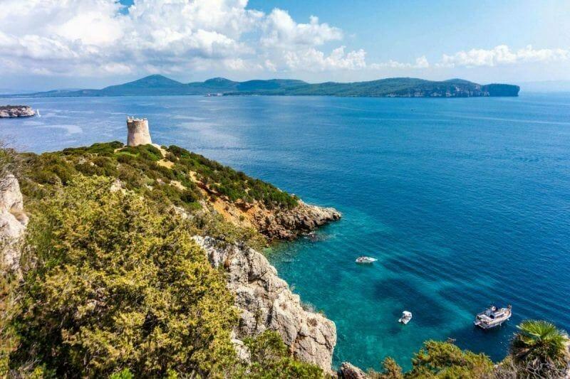 Regional Parks in Sardinia