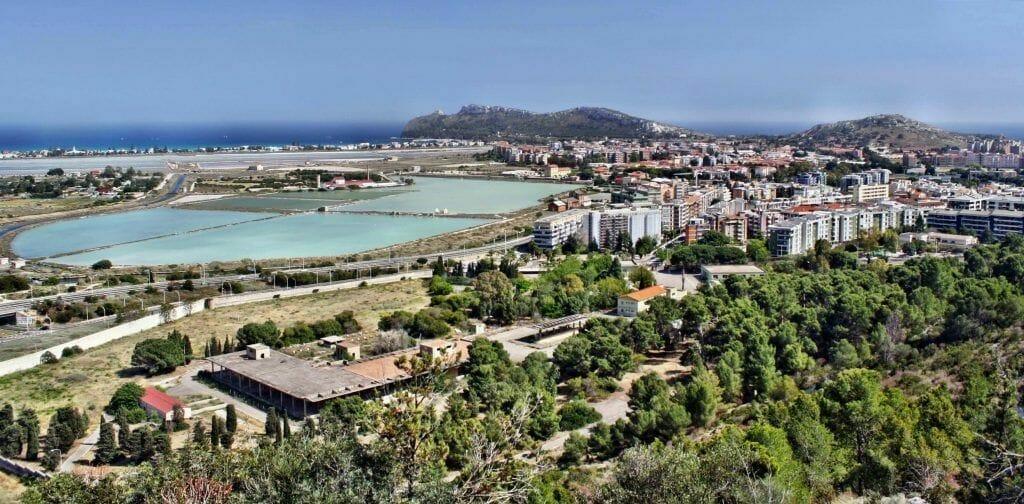 best parks in Cagliari