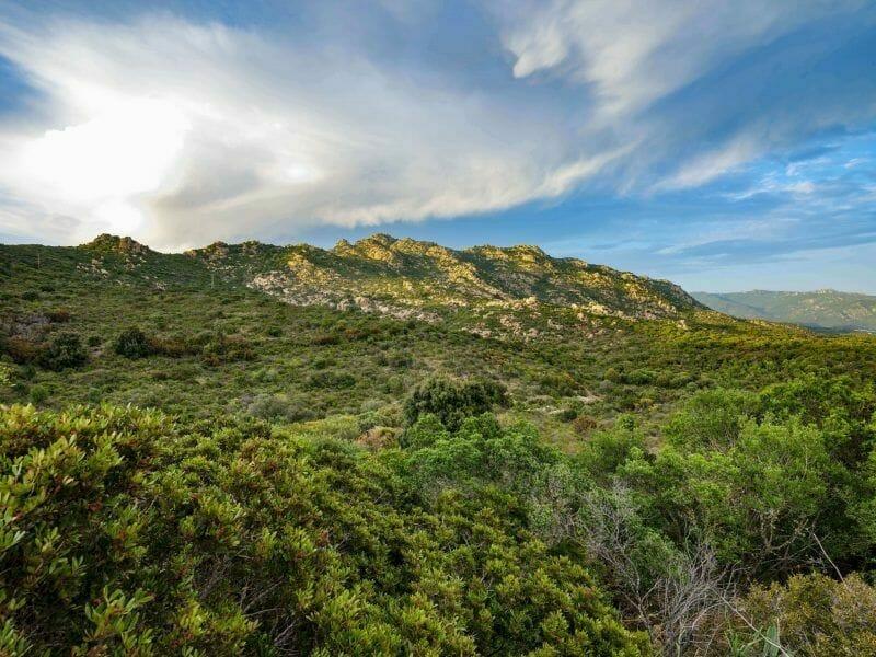national parks in Sardinia
