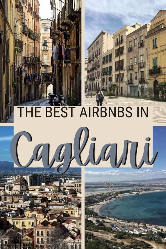 Discover the best Airbnbs in Cagliari - via @c_tavani