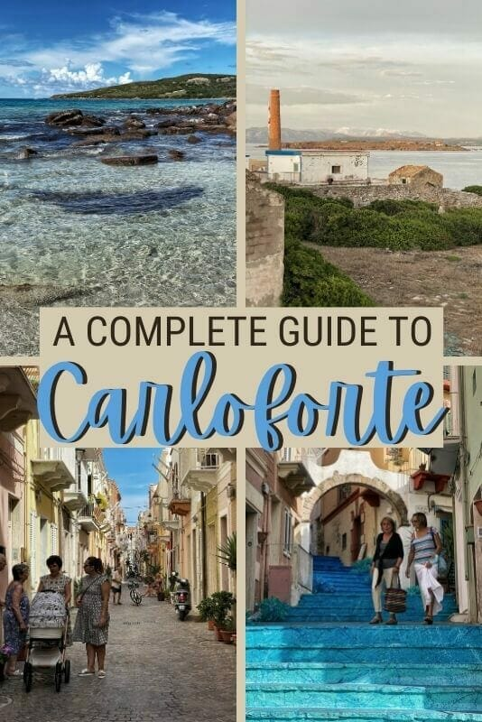 Discover what to see and do in Carloforte and San Pietro Island - via @c_tavani