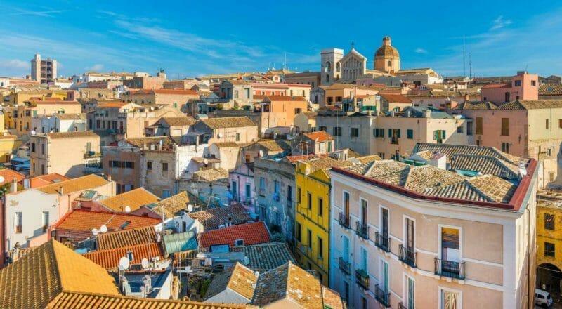 best airbnbs in Cagliari
