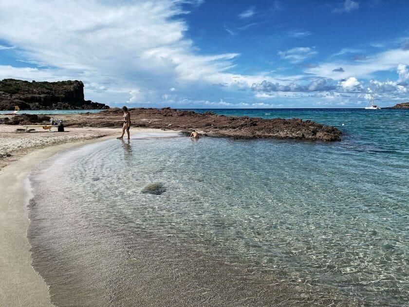 La Caletta Isola di San Pietro