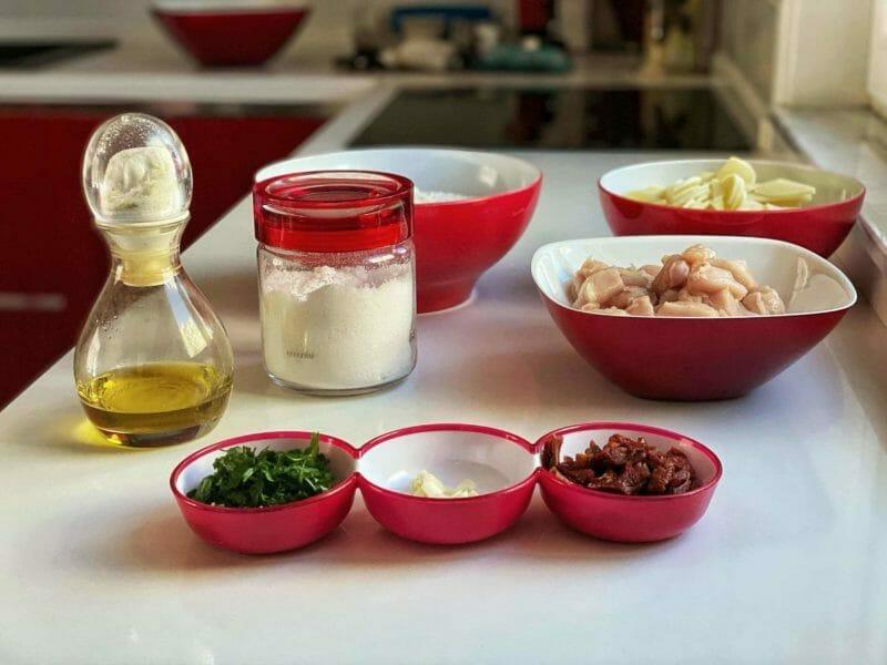 panada ingredients