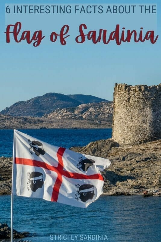 Discover everything you must know about the Sardinian flag - via @c_tavani