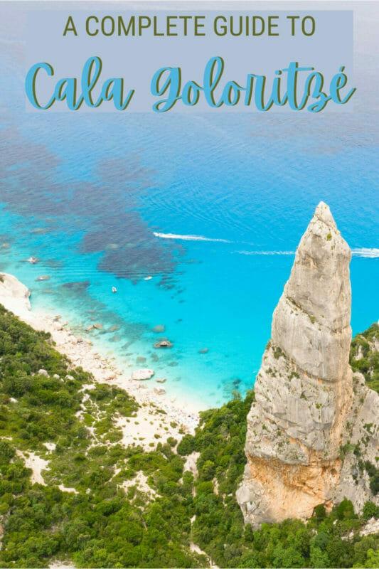 Discover everything you need to know to visit Cala Goloritzé, Sardinia - via @c_tavani