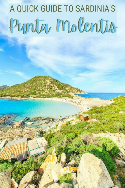 Discover everything you need to know about Punta Molentis, Sardinia - via @c_tavani