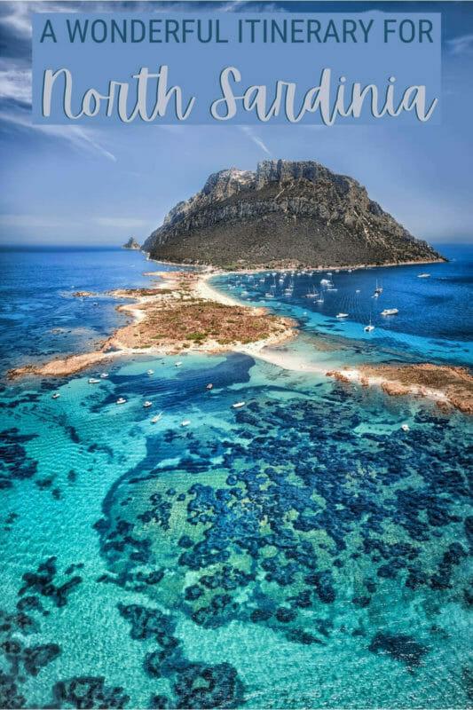 Check out this wonderful itinerary for North Sardinia - via @c_tavani