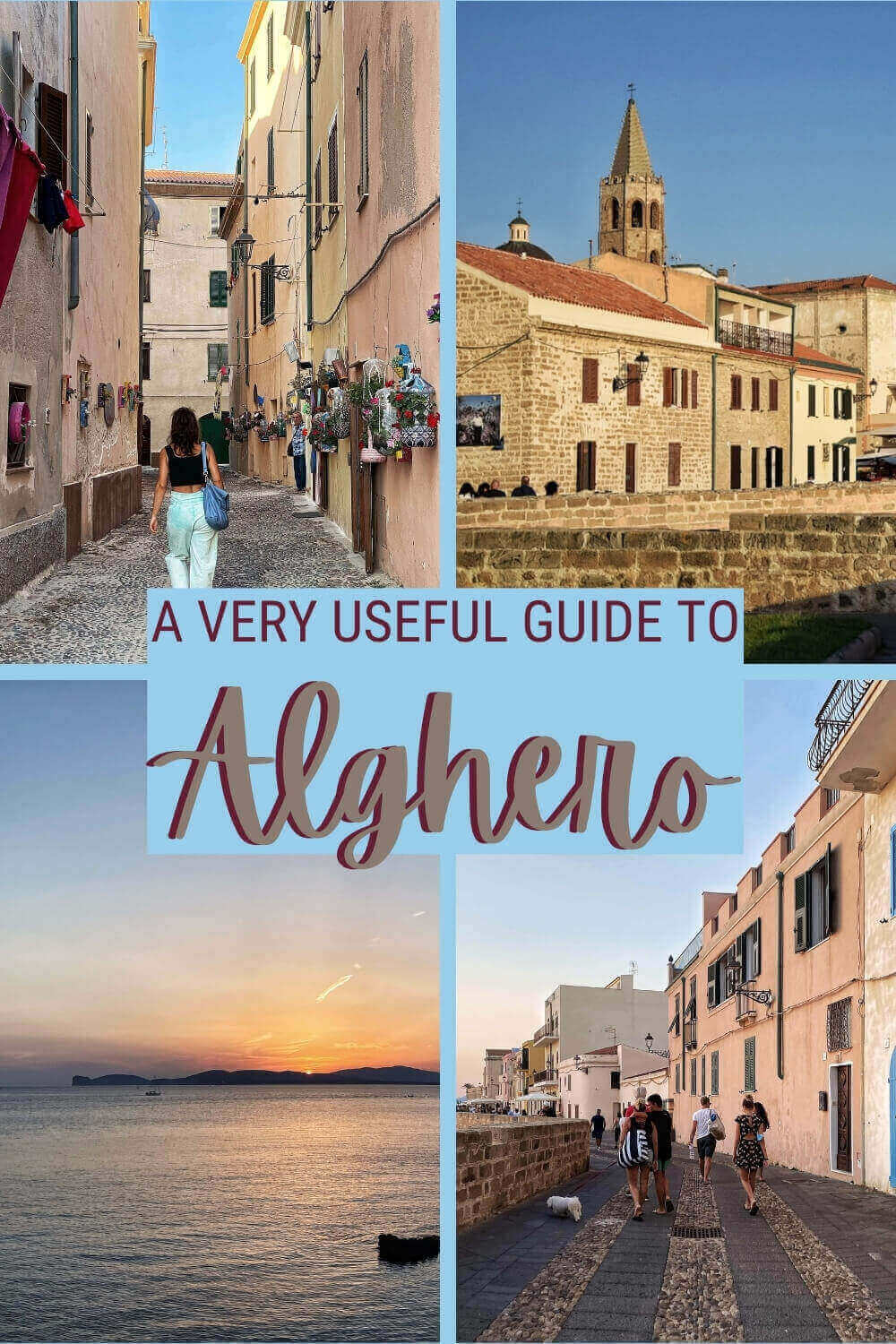 Read about the things to see and do in Alghero, Sardinia - via @c_tavani