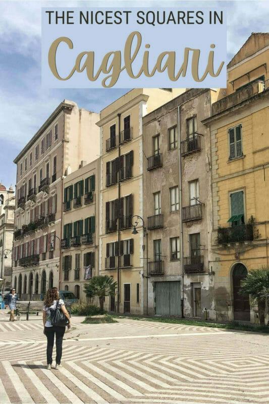Discover the prettiest squares in Cagliari - via @c_tavani