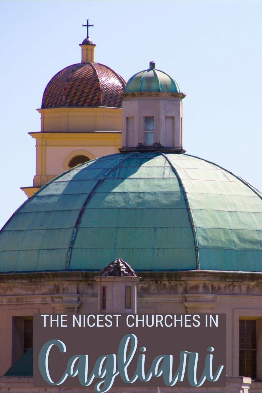 Discover the nicest churches in Cagliari - via @c_tavani